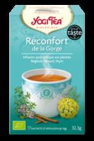 Yogi Tea Reconfort De La Gorge à Sassenage