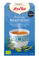 Yogi Tea Profonde Respiration à Sassenage