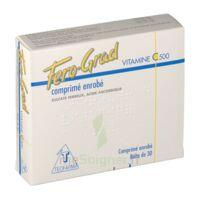 Fero-grad Vitamine C 500, Comprimé Enrobé à Sassenage