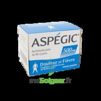 Aspegic 500 Mg, Poudre Pour Solution Buvable En Sachet-dose 20 à Sassenage