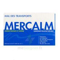 Mercalm, Comprimé Pelliculé Sécable à Sassenage