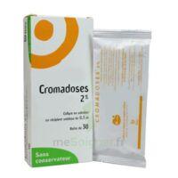 Cromadoses 2 Pour Cent, Collyre En Solution En Récipient Unidose à Sassenage
