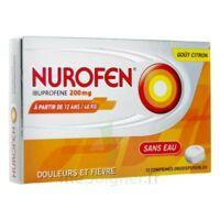 Nurofen 200 Mg, Comprimé Orodispersible à Sassenage