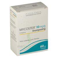 Mycoster 10 Mg/g Shampooing Fl/60ml à Sassenage