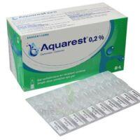Aquarest 0,2 %, Gel Opthalmique En Récipient Unidose à Sassenage