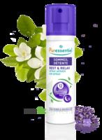 Puressentiel Sommeil - Détente Spray Aérien Sommeil Détente Aux 12 Huiles Essentielles - 75 Ml