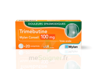 Trimebutine Mylan Conseil 100 Mg, Comprimé à Sassenage