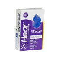 Sohearcomfort Protection Auditive Silicone Natation Adulte à Sassenage