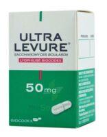 Ultra-levure 50 Mg Gélules Fl/50 à Sassenage