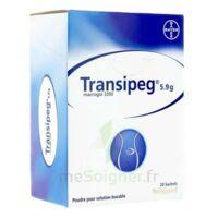 Transipeg 5,9g Poudre Solution Buvable En Sachet 20 Sachets à Sassenage