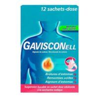 Gavisconell Suspension Buvable Sachet-dose Menthe Sans Sucre 12sach/10ml à Sassenage