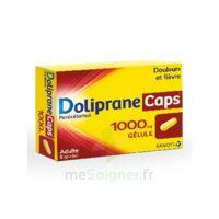 Dolipranecaps 1000 Mg Gélules Plq/8 à Sassenage
