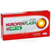 Nurofenflash 400 Mg Comprimés Pelliculés Plq/12 à Sassenage