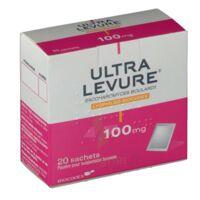 Ultra-levure 100 Mg Poudre Pour Suspension Buvable En Sachet B/20 à Sassenage