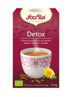 Yogi Tea Detox à Sassenage