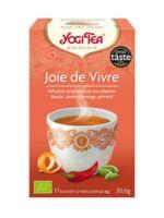Yogi Tea Joie De Vivre à Sassenage