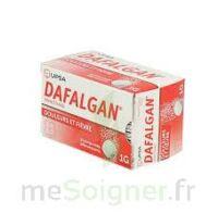 Dafalgan 1000 Mg Comprimés Effervescents B/8 à Sassenage