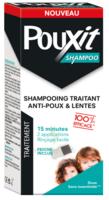 Pouxit Shampoo Shampooing Traitant Antipoux Fl/200ml+peigne à Sassenage