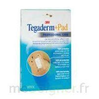 Tegaderm + Pad, 5 Cm X 7 Cm , Bt 5 à Sassenage