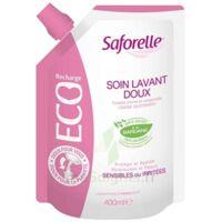 Saforelle Solution Soin Lavant Doux Eco-recharge/400ml à Sassenage