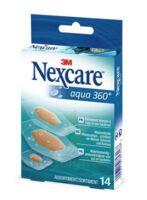 Nexcare Aqua 360° Pansements 3 Tailles B/14 à Sassenage