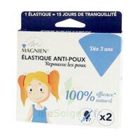 Magnien Elastique Anti-poux B/2 à Sassenage