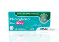 Phloroglucinol Mylan 80 Mg, Comprimé Orodispersible à Sassenage