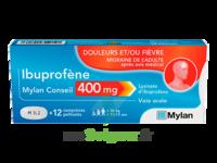Ibuprofene Mylan Conseil 400mg, Comprimés Pelliculés à Sassenage
