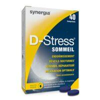 D-stress Sommeil Comprimés B/40 à Sassenage