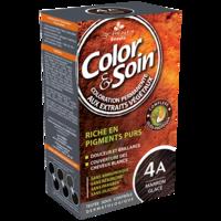 Color&soin Kit Coloration Permanente 4a Marron Glacé à Sassenage