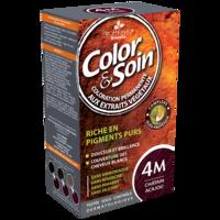 Color&soin Kit Coloration Permanente 4m Châtain Acajou à Sassenage