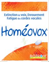 Boiron Homéovox Comprimés à Sassenage