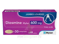 Diosmine Mylan 600 Mg, Comprimé à Sassenage