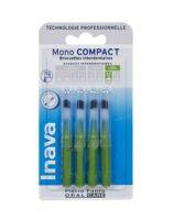 Inava Brossettes Mono-compact Vert Iso 6 2,2mm à Sassenage