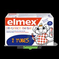 Elmex Duo Dentifrice Enfant, Tube 50 Ml X 2 à Sassenage