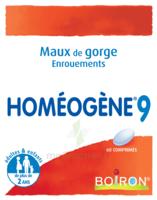 Boiron Homéogène 9 Comprimés à Sassenage