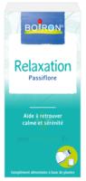 Boiron Relaxation Passiflore Extraits De Plantes Fl/60ml à Sassenage