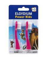 Elgydium Recharge Pour Brosse à Dents électrique Age De Glace Power Kids à Sassenage