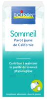 Boiron Sommeil Pavot Jaune De Californie Extraits De Plantes Fl/60ml à Sassenage