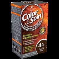 Color&soin Kit Coloration Permanente 4g Châtain Doré à Sassenage