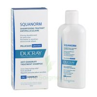 Ducray Squanorm Shampooing Pellicule Grasse 200ml à Sassenage