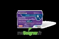 Fraction Flavonoique Mylan Pharma 500mg, Comprimés à Sassenage