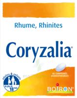 Boiron Coryzalia Comprimés Orodispersibles à Sassenage