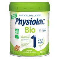 Physiolac Bio 1 Lait En Poudre B/800g à Sassenage
