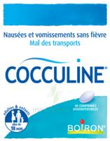 Boiron Cocculine Comprimés Orodispersibles B/40 à Sassenage